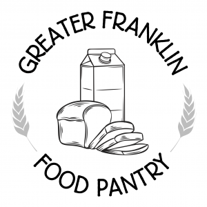 logo for the Greater Franklin Food Pantry